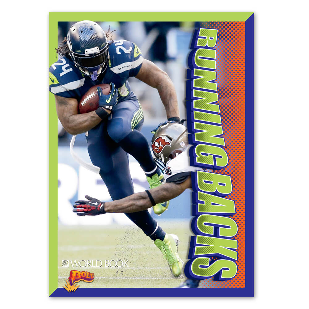 BOLT Running Backs cover
