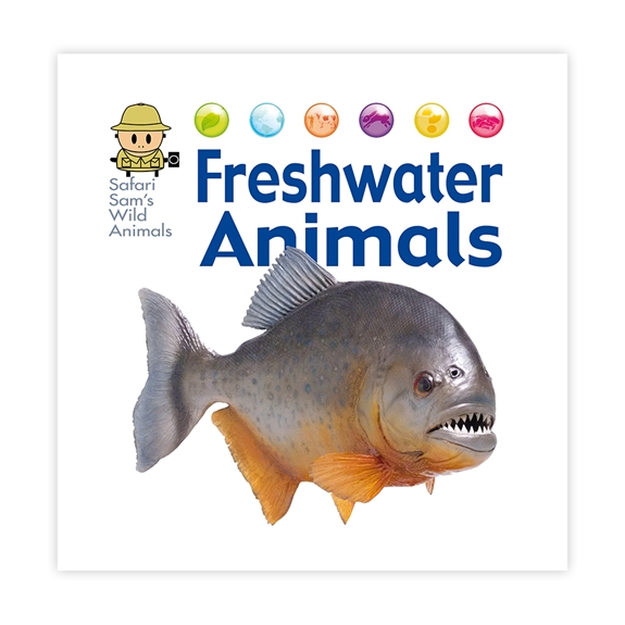 Freshwater Animals cover
