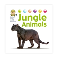 Jungle Animals cover
