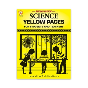 Science Yellow Pages cover