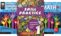 Skill Builder Grade 1 bundle