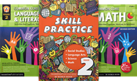 Skill Builder Grade 2 bundle