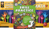 Skill Builder Grade 3 bundle