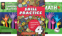 Skill Builder Grade 4 bundle
