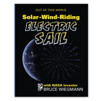 Solar-Wind-Riding Electric Sail cover