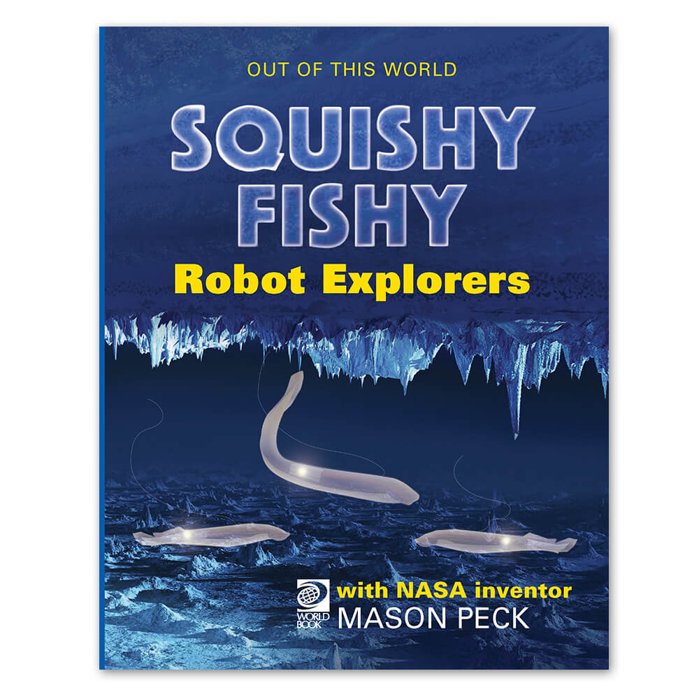 Squishy Fishy Robot Explorers cover