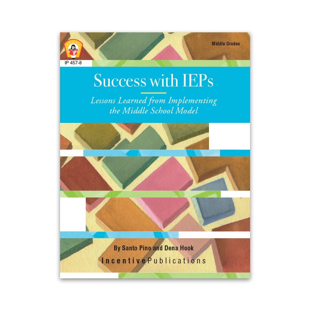 Success with IEPs cover
