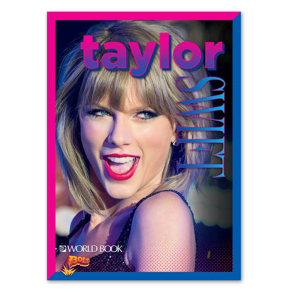 Taylor Swift Paperback World Book