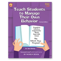 Teach Students to Manage Their Own Behavior cover
