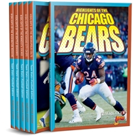 Team Stats- Football Edition (Set 4)  football, stats, non-fiction, world book