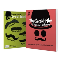 Secret Files of Professor L. Otto Funn Moustache Bundle