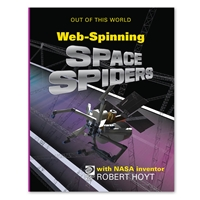 Web-Spinning Space Spiders