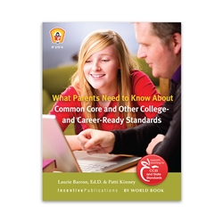 What Parents Need to Know About Common Core and Other College- and Career-Ready Standards teaching resources, books for teachers, common core, education