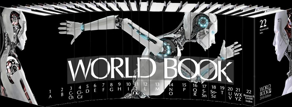 World Book Encyclopedia 2018