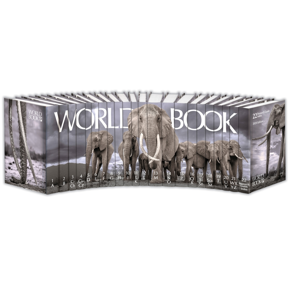 New Books 2020.World Book Encyclopedia 2020