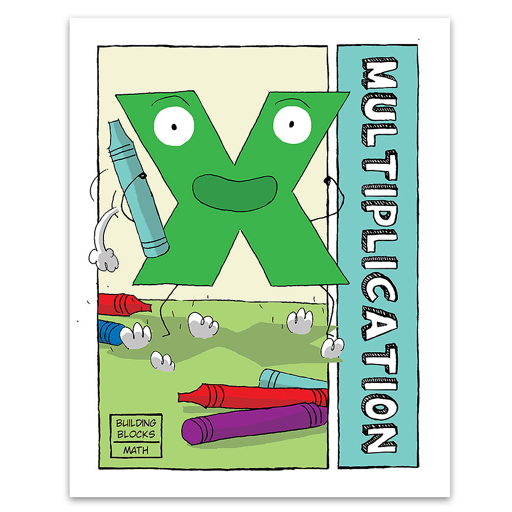 Multiplication (Building Blocks of Math)
