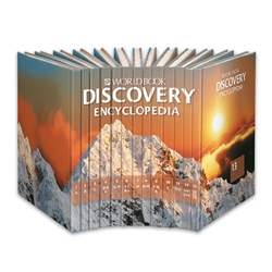 Discovery Encyclopedia  kids encyclopedia, children's encyclopedia, ESL, ELL, visual learners, reluctant readers, common core, STEM, research, reference