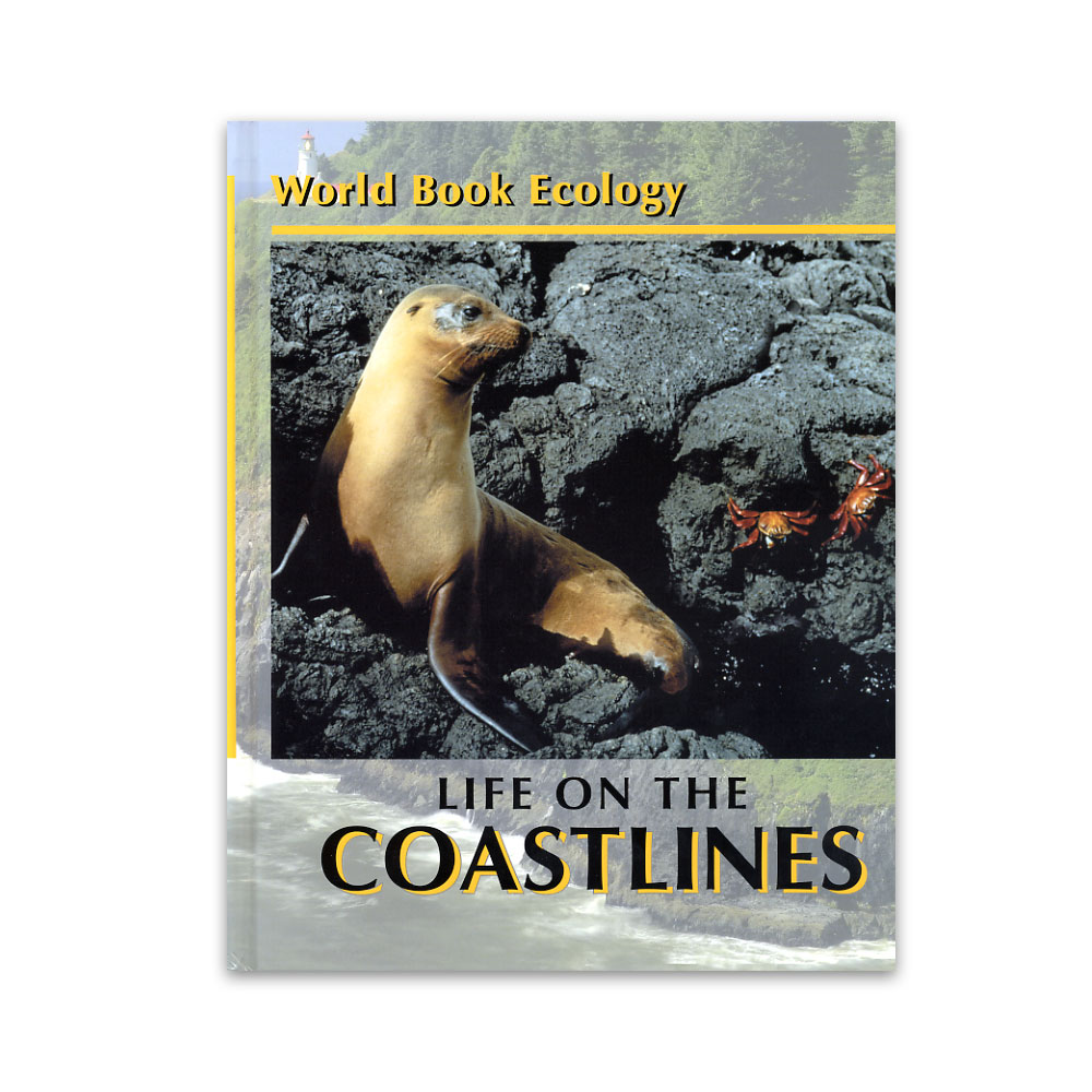 World Book Ecology: Life on the Coastlines