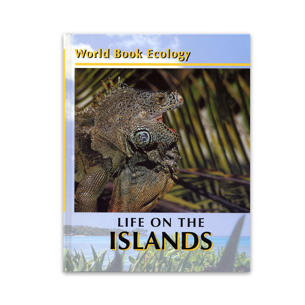World Book Ecology: Life on the Islands - 30127