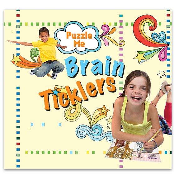 Puzzle Me: Brain Ticklers cover