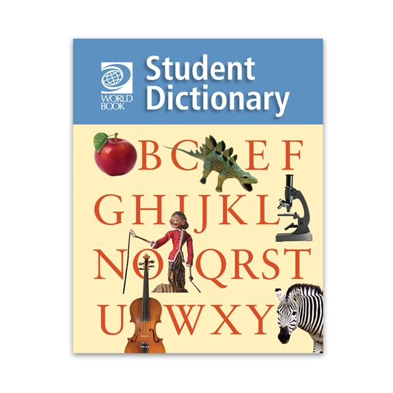 Student Dictionary cover