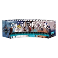World Book Encyclopedia 2012 spinescape
