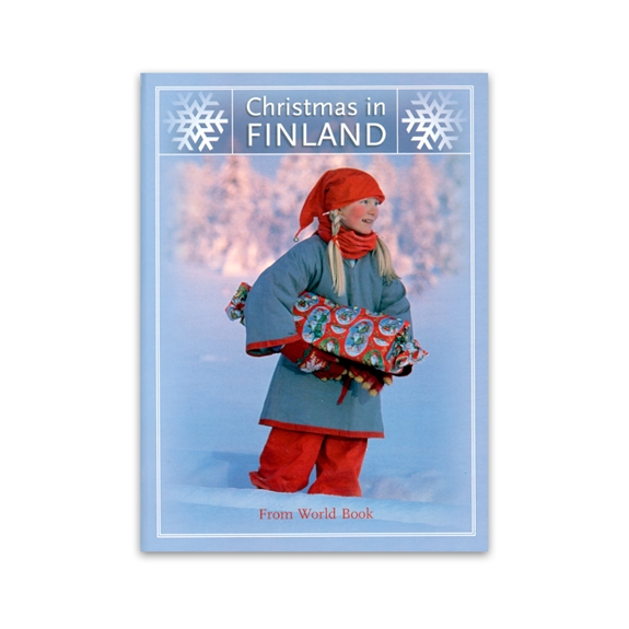 Christmas in Finland cover