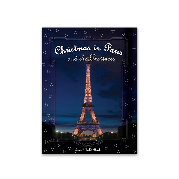 Christmas in Paris and the Provinces cover