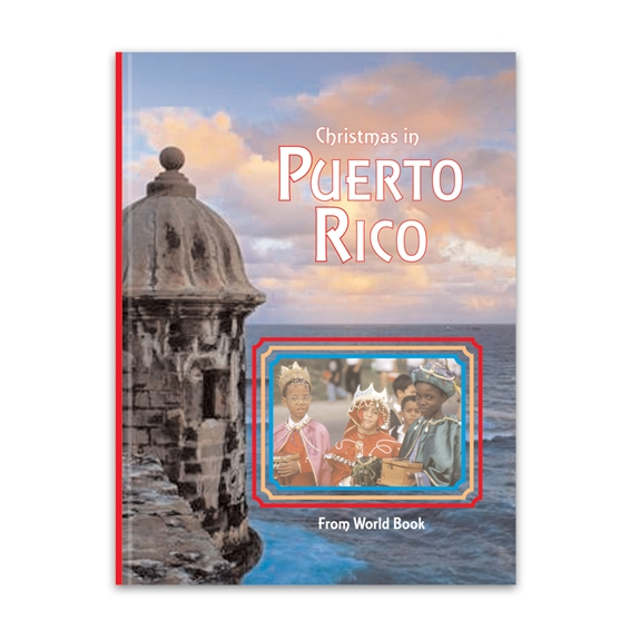 Christmas in Puerto Rico cover