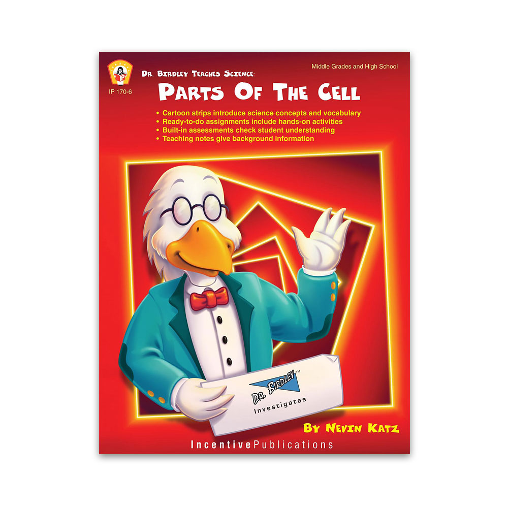 Dr. Birdley Teaches Science: Parts of the Cell