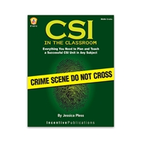 CSI in the Classroom cover
