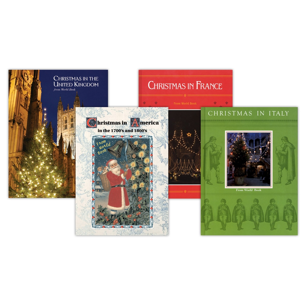 Christmas in the World Special Collection