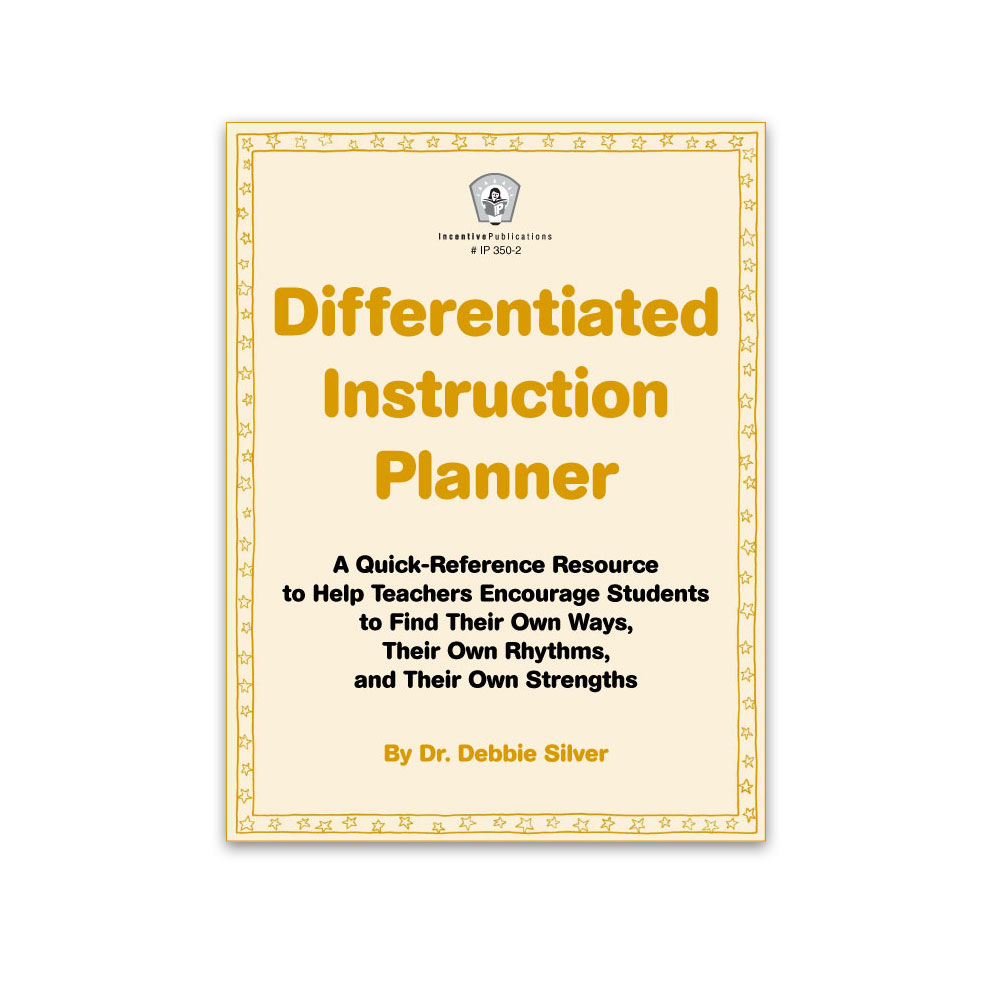 Differentiated Instruction Planner