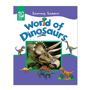 World of Dinosaurs (Learning Ladders)