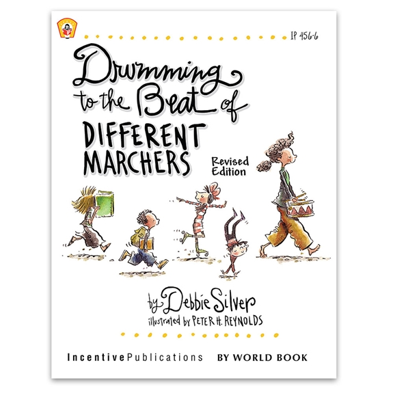Drumming to the Beat of Different Marchers cover