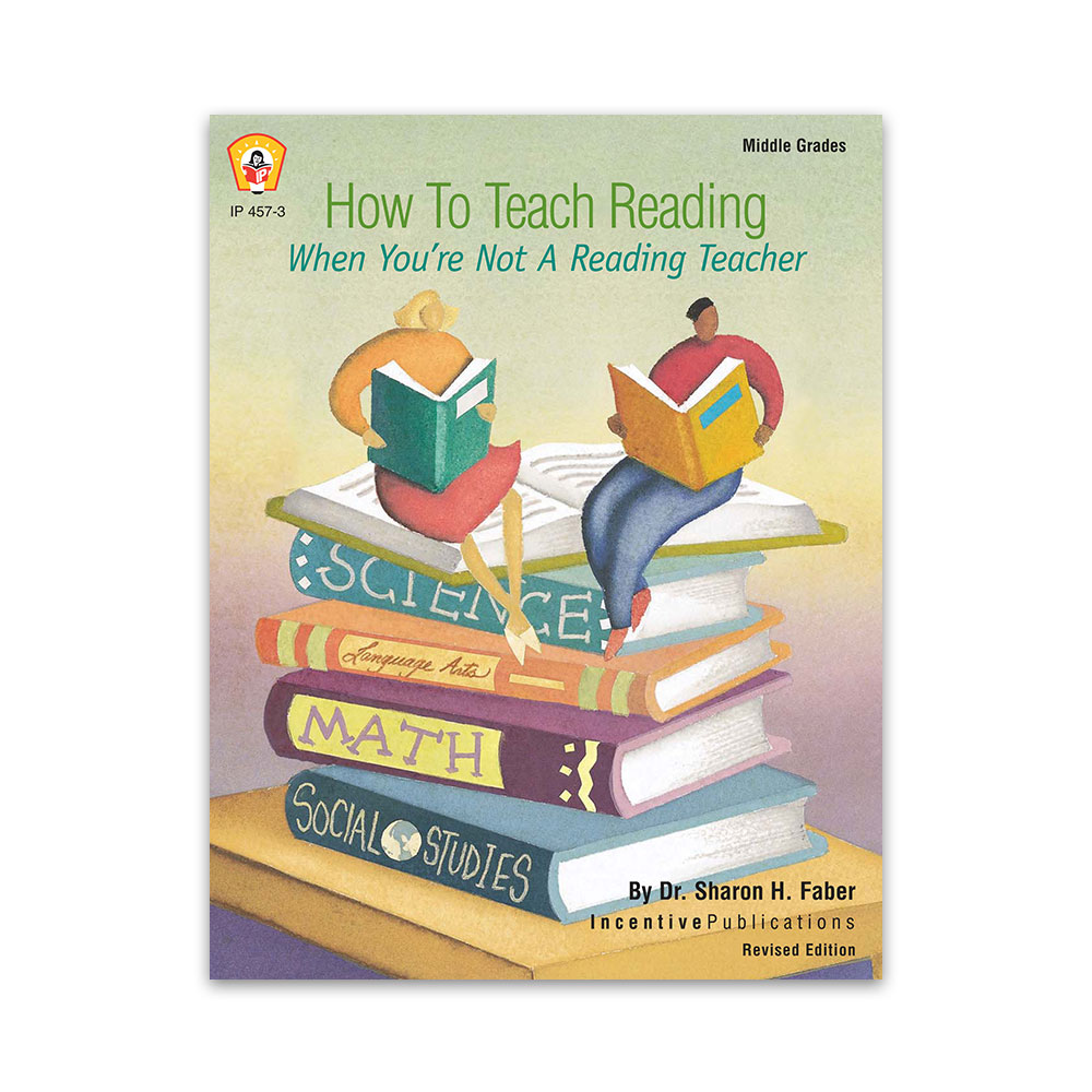 How to Teach Reading When You're Not a Reading Teacher cover