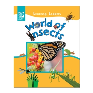 World of Insects (Learning Ladders)