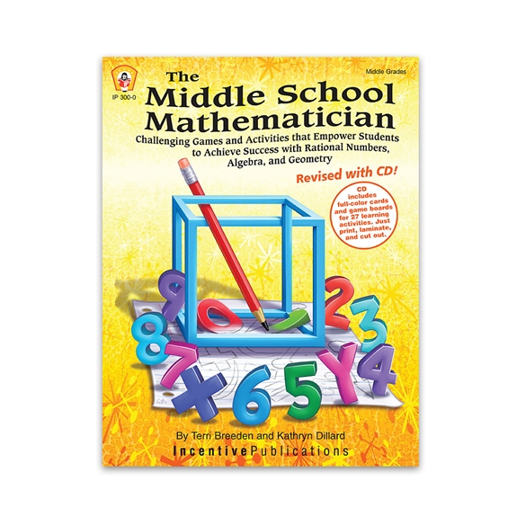 Middle School Mathematician cover