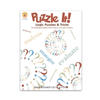 Puzzle It Logic Puzzles and Tricks cover