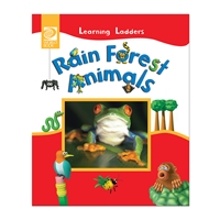 Rain Forest Animals cover