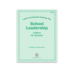 School Leadership: Latest-and-Greatest Teaching Tips