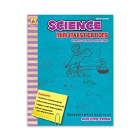 Science Mini-Investigations cover