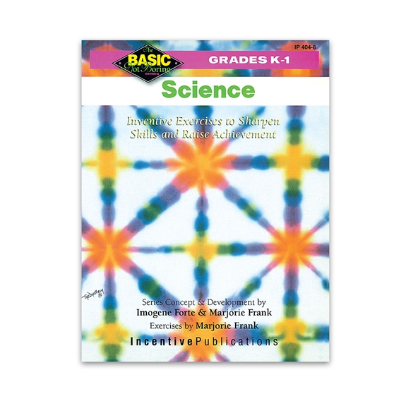 Basic Not Boring Grades K-1 Science cover