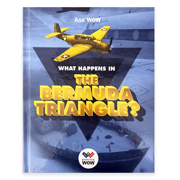 Ask WOW: What Happens in the Bermuda Triangle cover