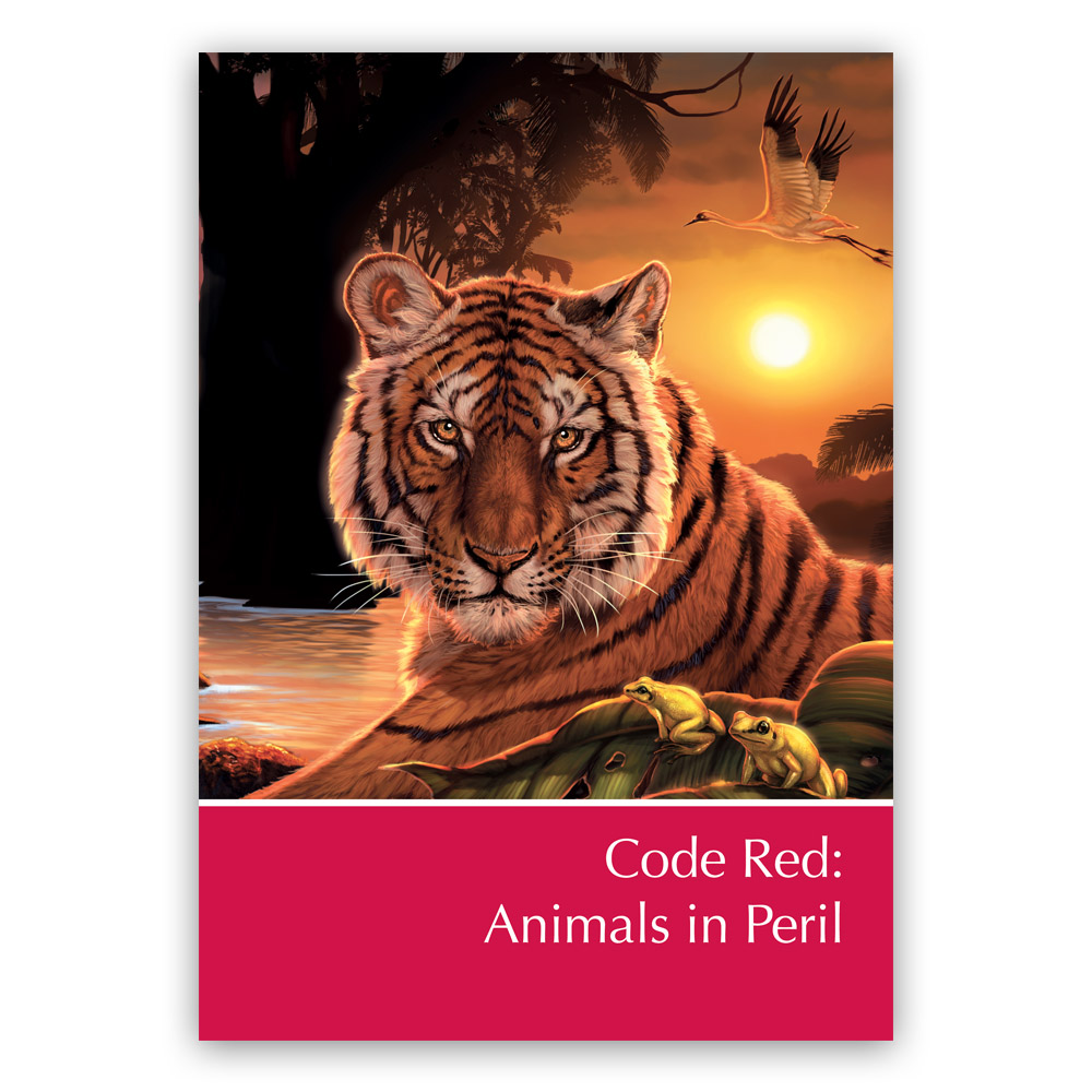 Childcraft - Code Red: Animals in Peril Code Red: Animals in Peril help kids learn about extincted and endangered animals around the world.