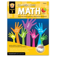 Common Core Math Grade 3