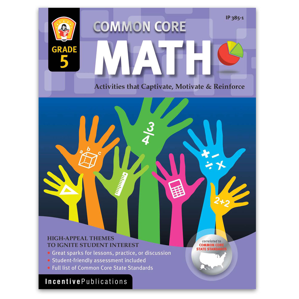 Common Core Math Learning For Grade 5th World Book Store
