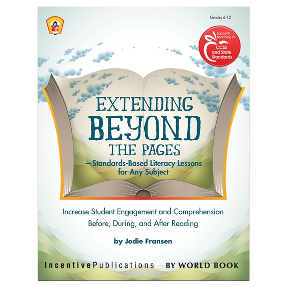 Extending Beyond the Pages cover