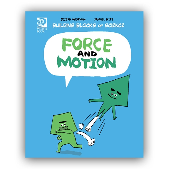 Force and Motion cover