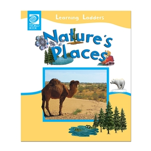 Nature's Places cover